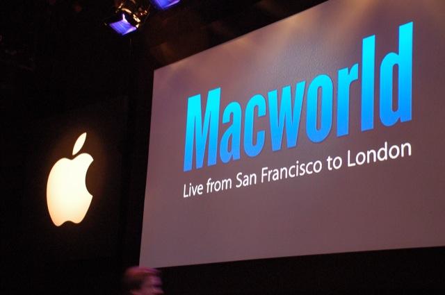 Расходимся: выставки Macworld в этом году не будет