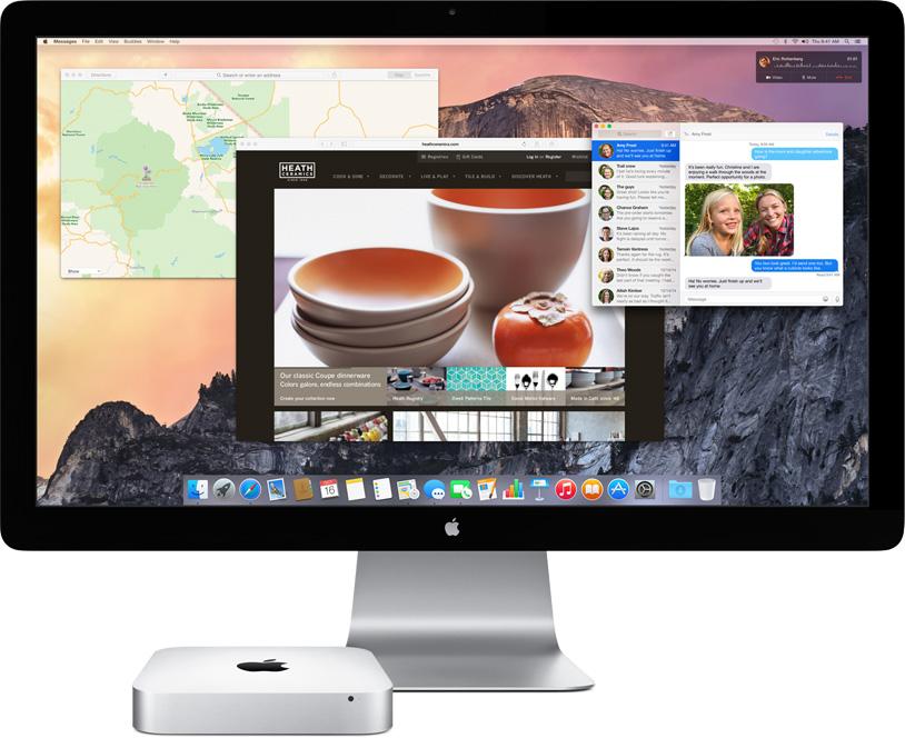 Обновленные Mac mini уже доступны для заказа в России