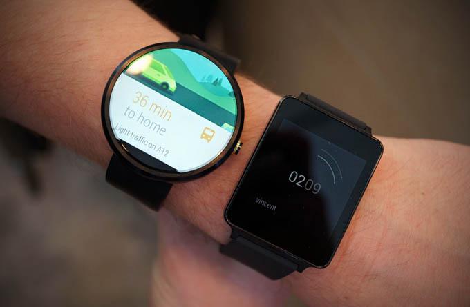 Android Wear будет поддерживать iOS. В будущем