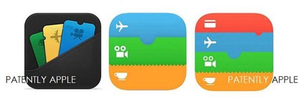 Apple запатентовала обновлённую иконку Passbook