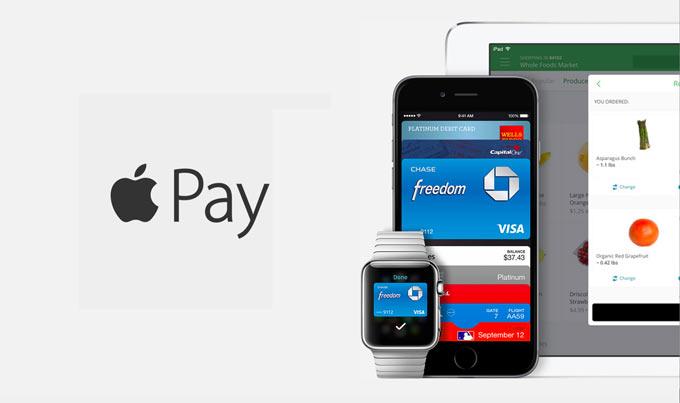 В новых iPad есть NFC. Но ими нельзя платить