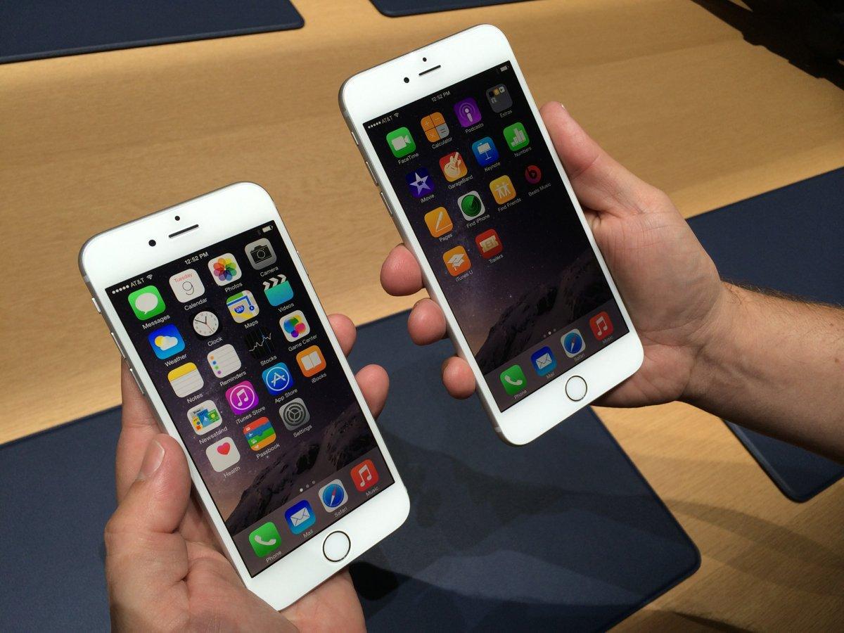 Американец хочет поменять дом на iPhone 6