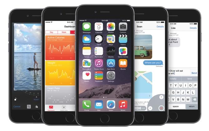 На iOS 8 работают больше половины iPhone, iPad и iPod touch