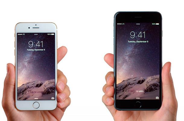 Российские ритейлеры подняли цены на iPhone 6 и iPhone 6 Plus