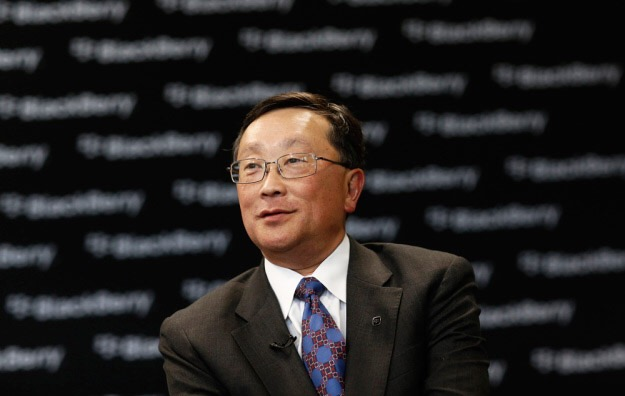 BlackBerry и Samsung стали партнерами