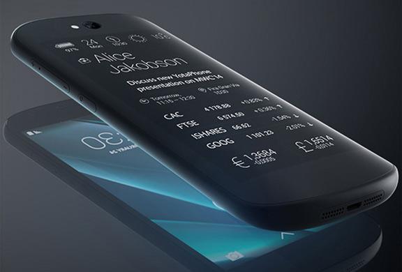 Второе поколение YotaPhone могут показать в начале декабря