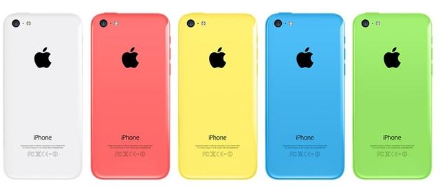 Производство iPhone 5c прекратят в 2015 году