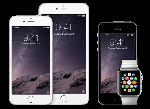 Apple выпустила первую бета-версию iOS 8.2