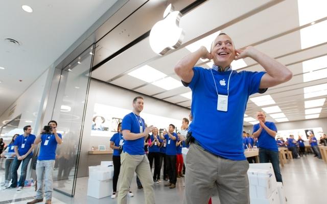 Apple откроет ещё один Apple Store во Франции
