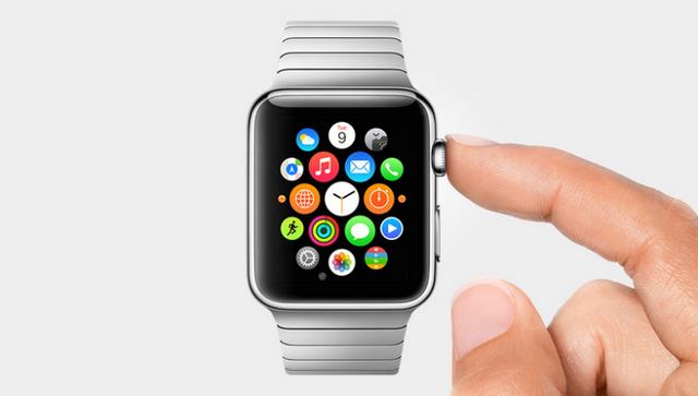 Запуск Apple Watch намечен на весну 2015 году