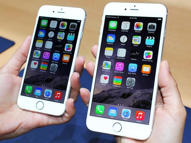 14 ноября запустят очередную волну продаж iPhone 6 и iPhone 6 Plus