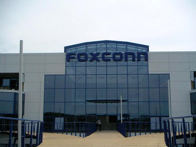 Foxconn хочет производить сапфировое стекло для Apple