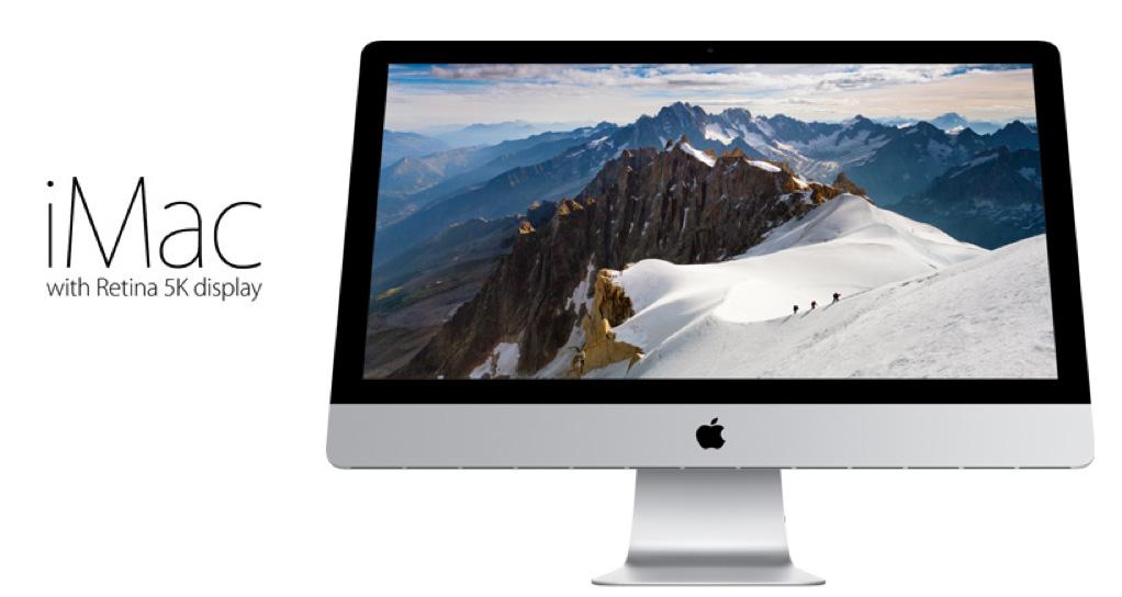 На рынке наблюдается дефицит на новые iMac Retina 5K