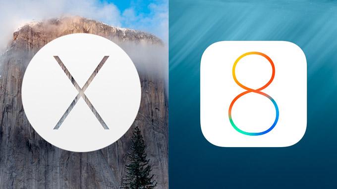Apple исправит баги в iOS 8 и проблемы с Wi-Fi в OS X Yosemite