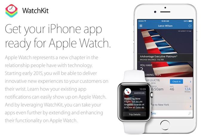 Какие приложения можно создавать с помощью SDK для Apple Watch