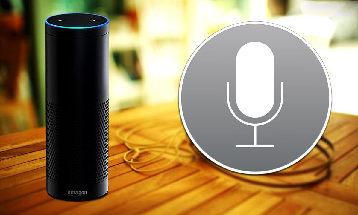 Юмор: Siri ставит на место Amazon Echo