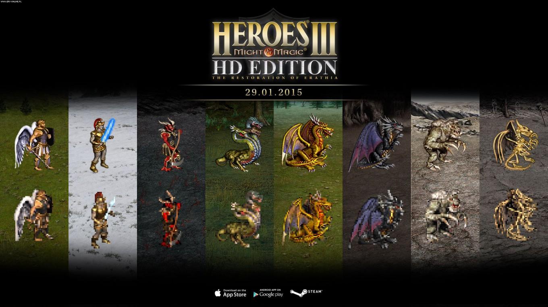 Heroes III появятся на iOS уже в начале следующего года