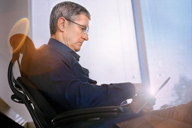 Apple истощает свои американские накопления