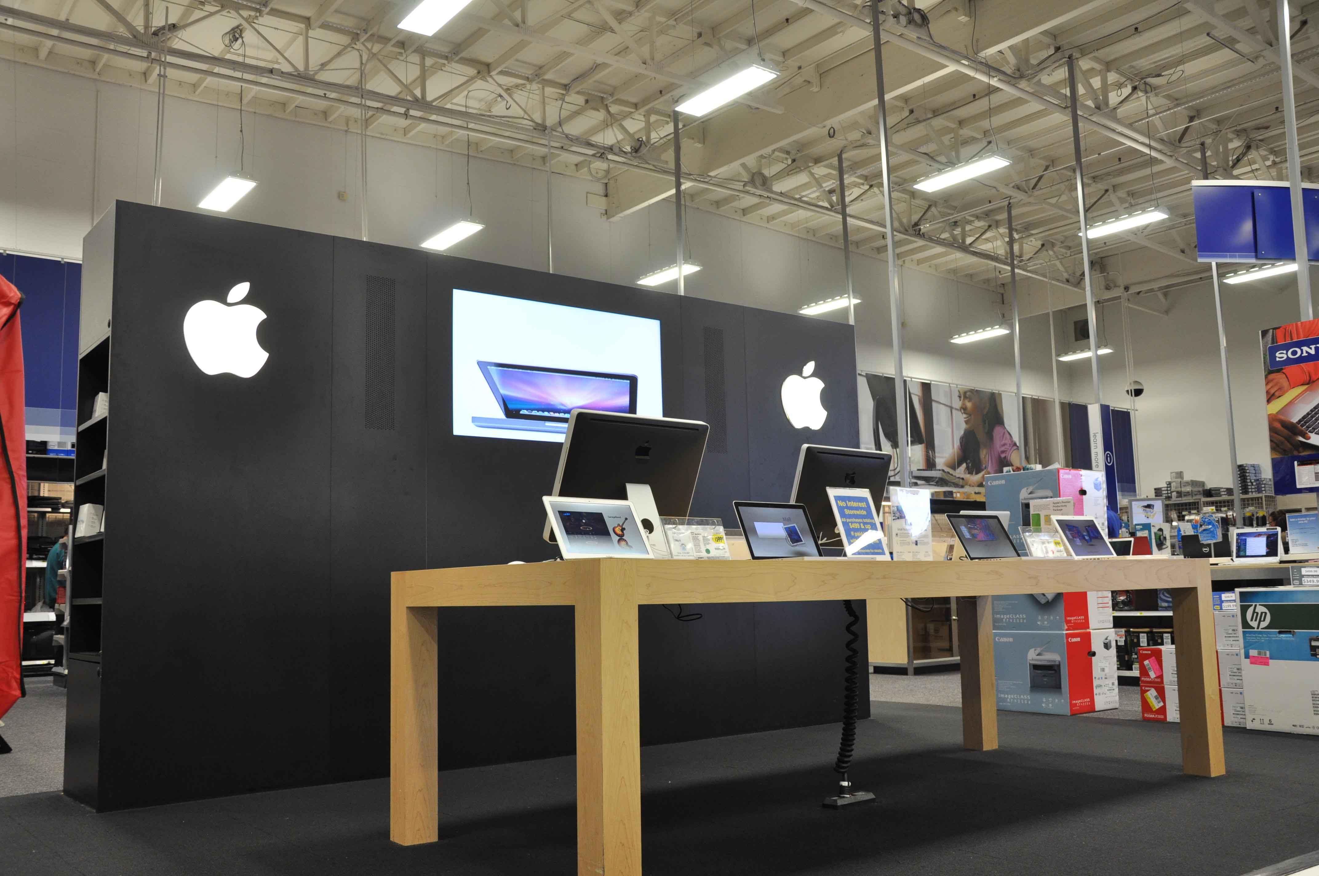 Apple оборудует 500 точек продаж в Индии