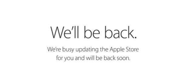 Apple временно закрыла Apple Online Store в России
