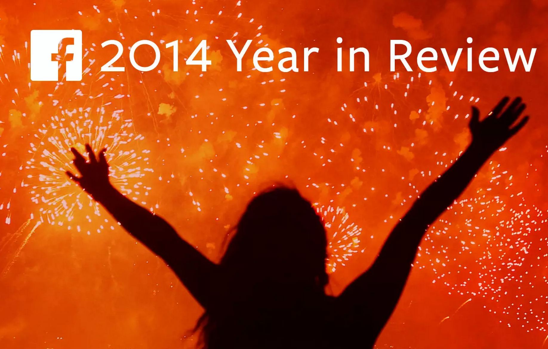 Facebook рассказал о главных темах 2014 года