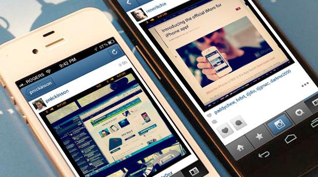 Главный экран: какие приложения пользователи ставят на главный экран