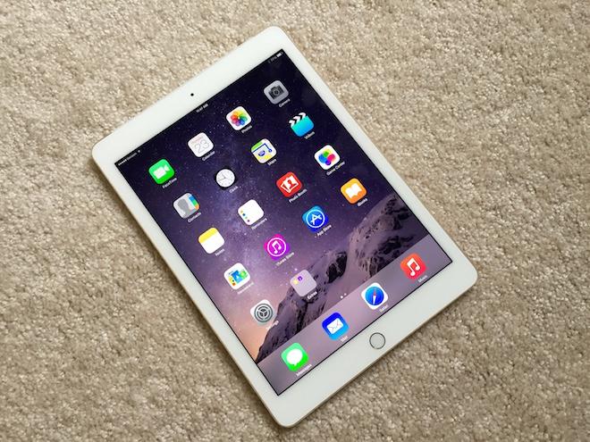 iPad Air 3 выйдет без технологии 3D Touch
