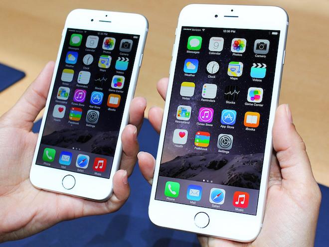 iPhone 6 продолжает набирать популярность