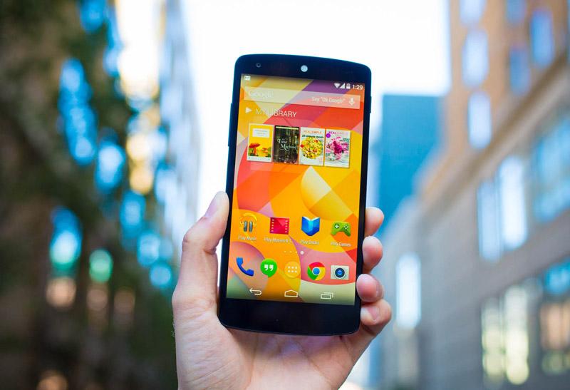 Google закрывает проект Nexus 5