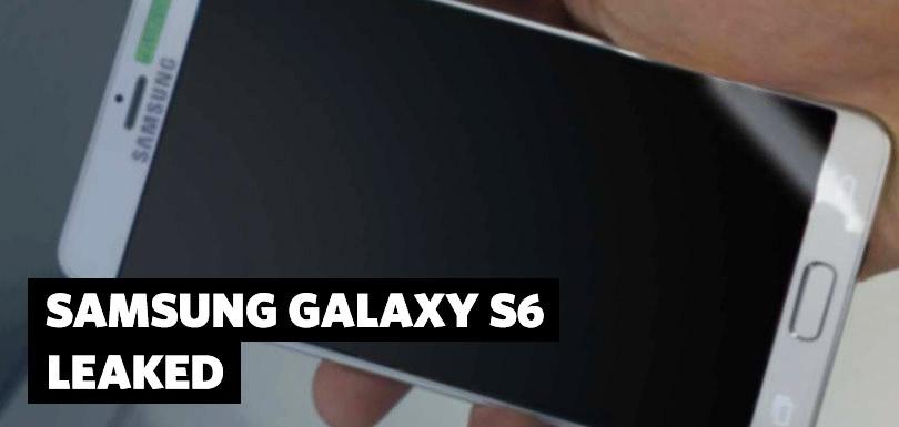 В сеть утекли первые фото Samsung Galaxy S6
