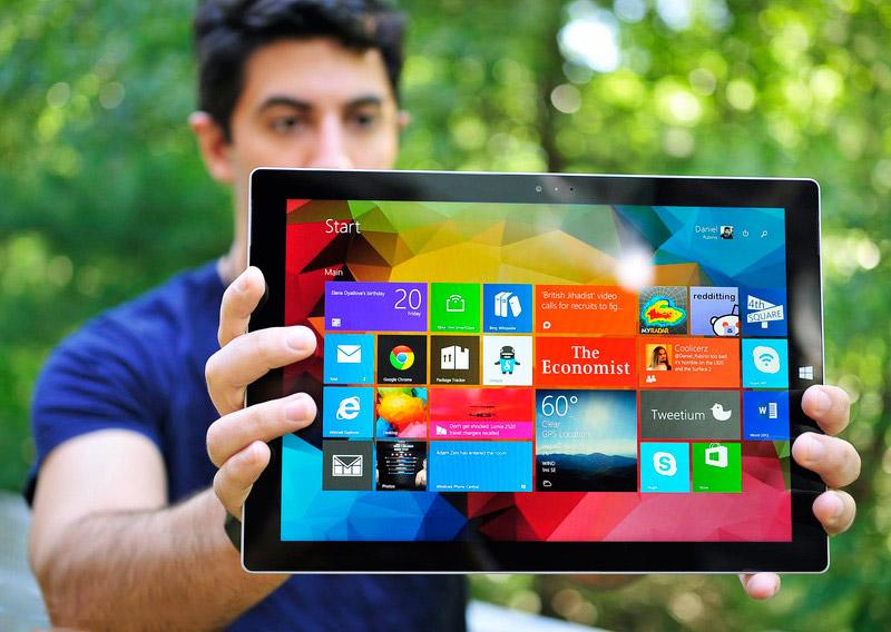 Microsoft готовит Surface 4