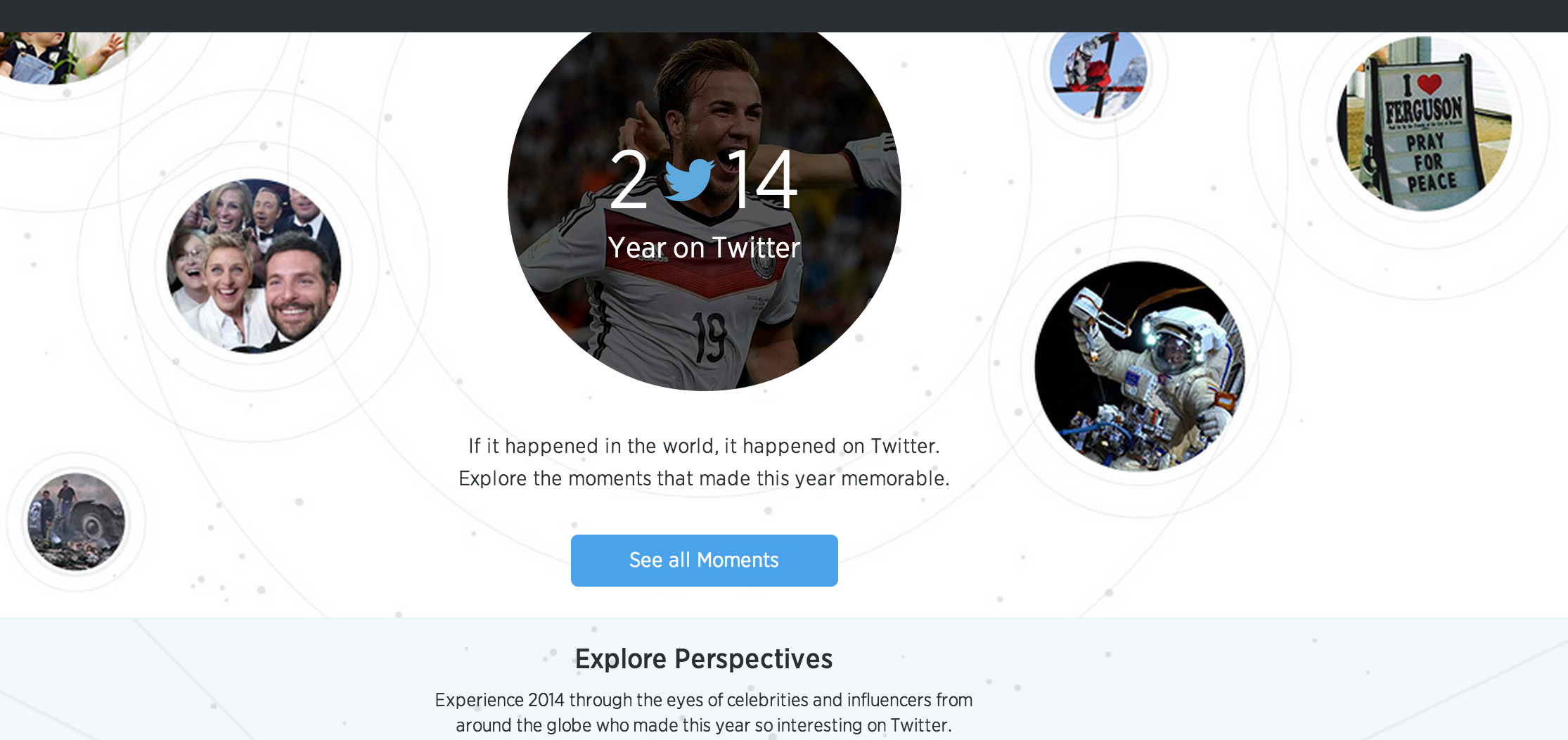 Итоги 2014 года в Twitter