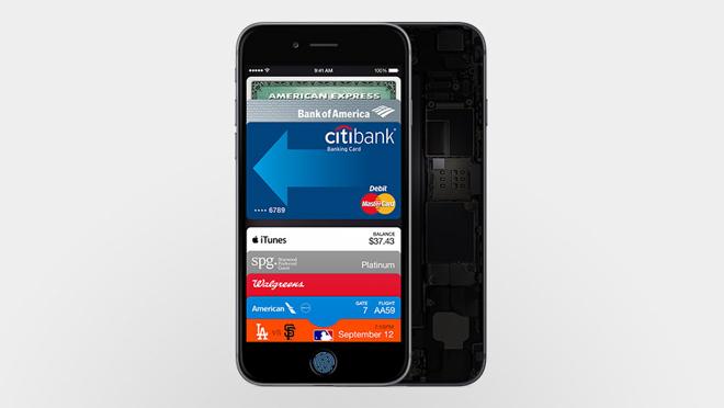 Bank of America запустил свою рекламу Apple Pay