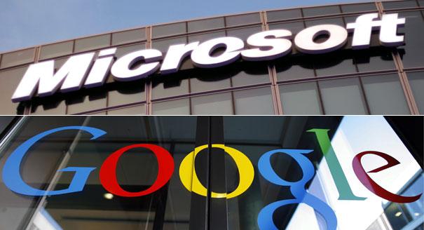 Microsoft обвиняет Google в излишней публичности