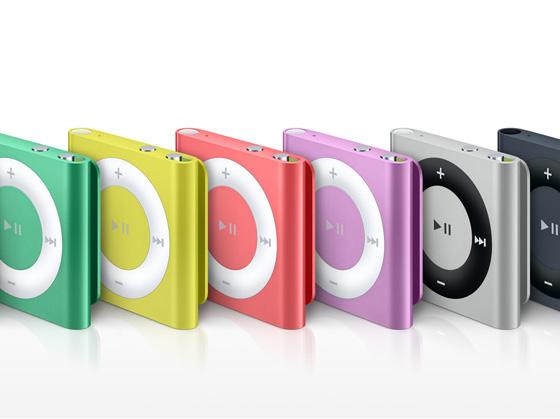 Рано прощаетесь: iPod shuffle будет жить!