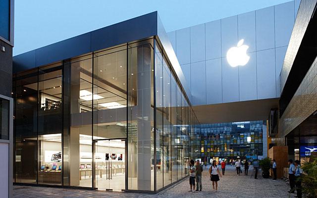 Цель Apple — Китай