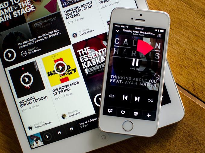 Облачные сервисы показывают рост, прямые продажи музыки — падение