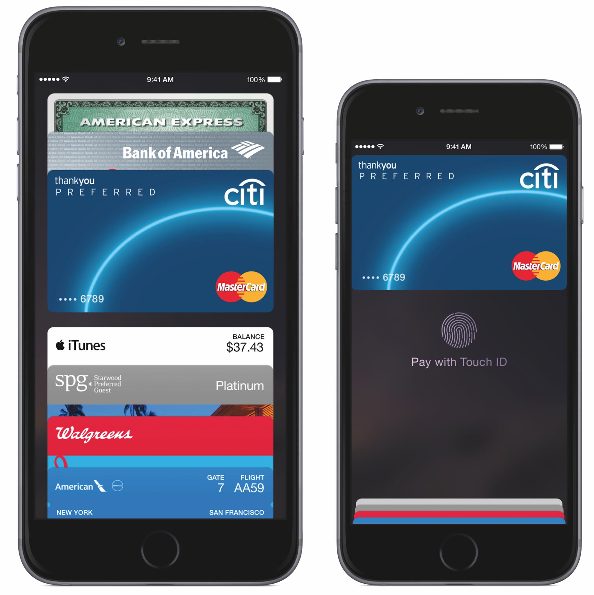 Apple планирует запустить Apple Pay в Канаде в до марта