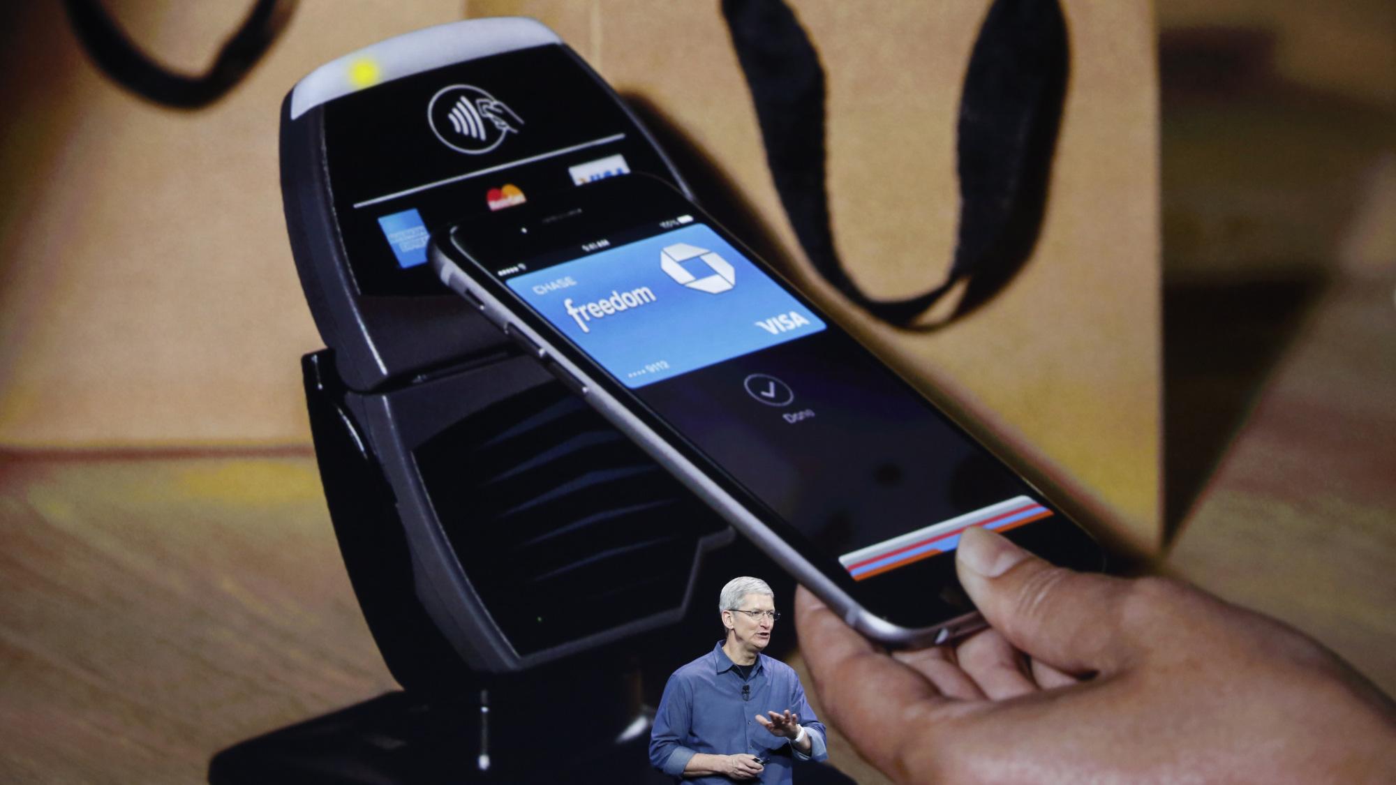 Apple Pay запускается в Гонконге с поддержкой MasterCard, Visa и American Express карт