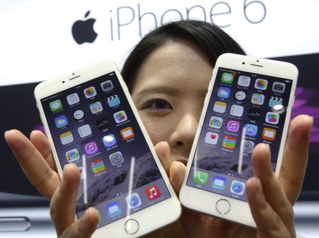iPhone 6 Plus завоевывает китайский рынок