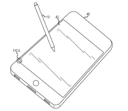 Apple готовит стилус iPen