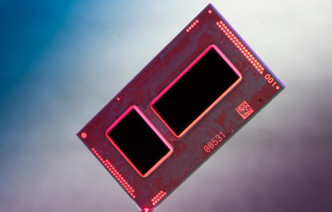 Intel таки показала свой новый процессор