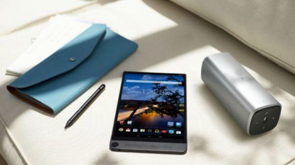 Dell показала планшет сравнимый по толщине с iPad Air 2