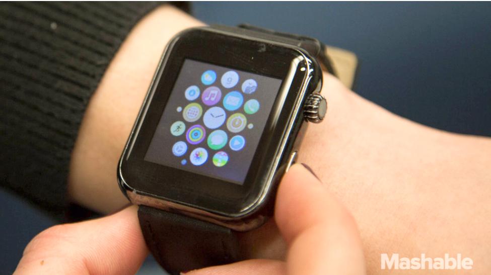 На CES`15 продавали поддельные Apple Watch