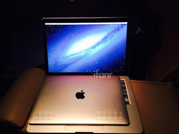 В сеть выложили фото дисплея будущего MacBook Air