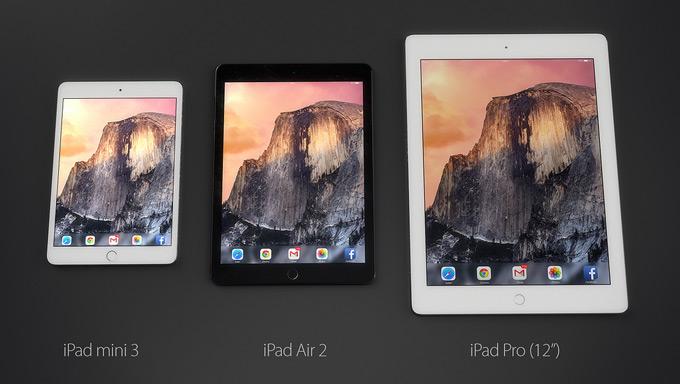 Как может выглядеть 12-дюймовый iPad Pro и iPen