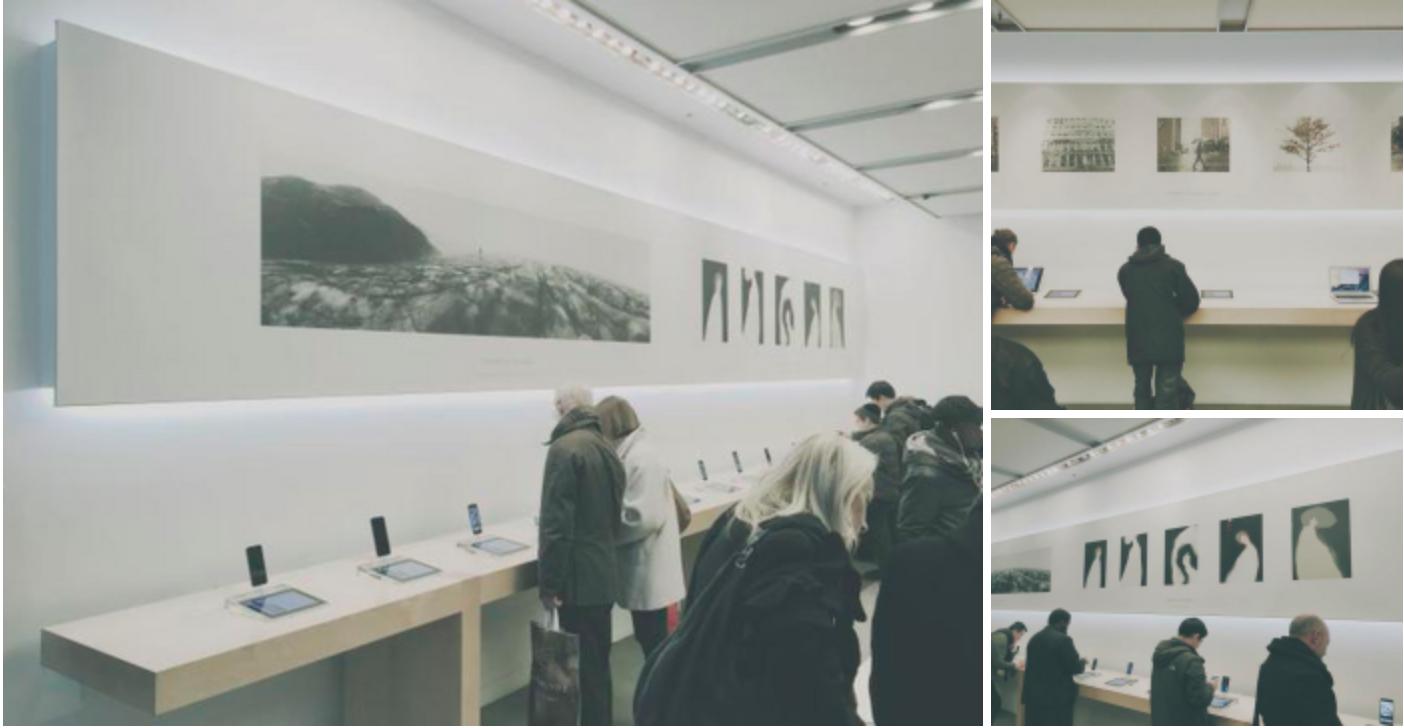 Apple запустила маркетинговую кампанию «Начни новое»