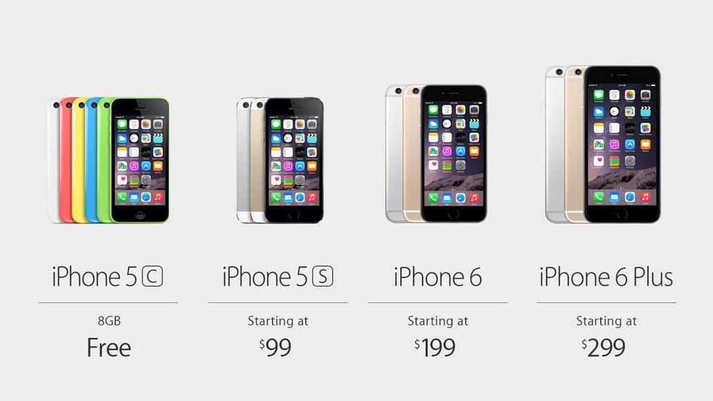 На iPhone остается больше свободного места после установки OS, нежели у конкурентов
