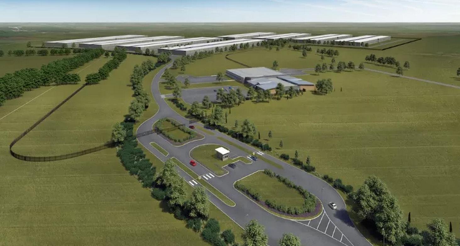 Apple построит в Европе два дата-центра