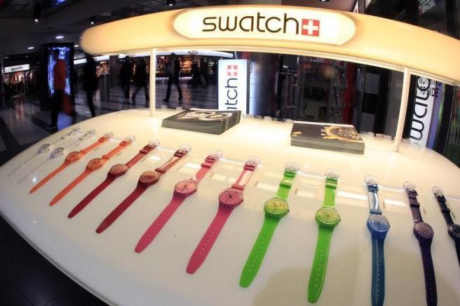 Swatch займется выпуском «умных» часов